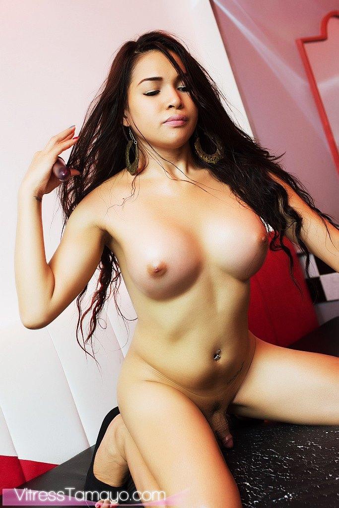Curvy Trans girl